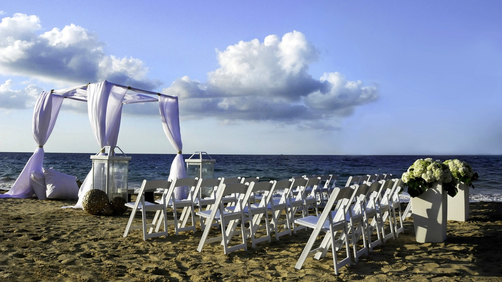 W Vieques - Beach Wedding