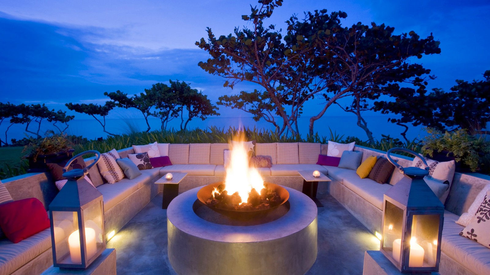 W Vieques - Fire Pit