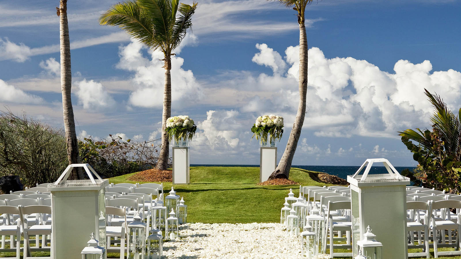 W Vieques - Paradise Edge Wedding