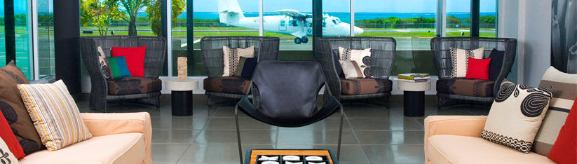 W Retreat & Spa, Vieques Island - Airport Welcome Lounge