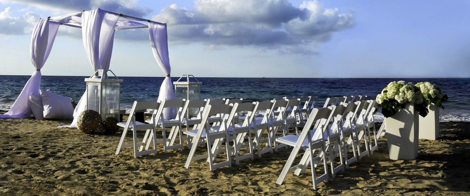 W Retreat & Spa, Vieques Island - Beach Wedding