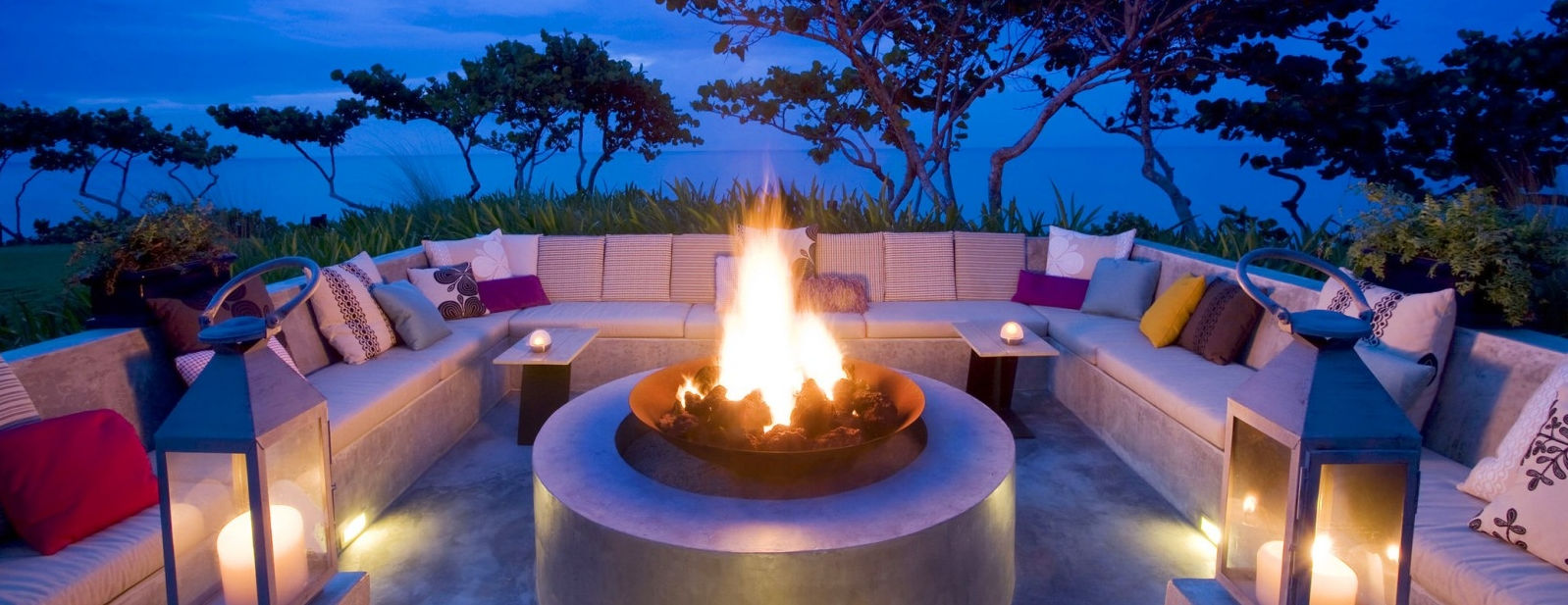 W Retreat & Spa, Vieques Island - Fire Pit