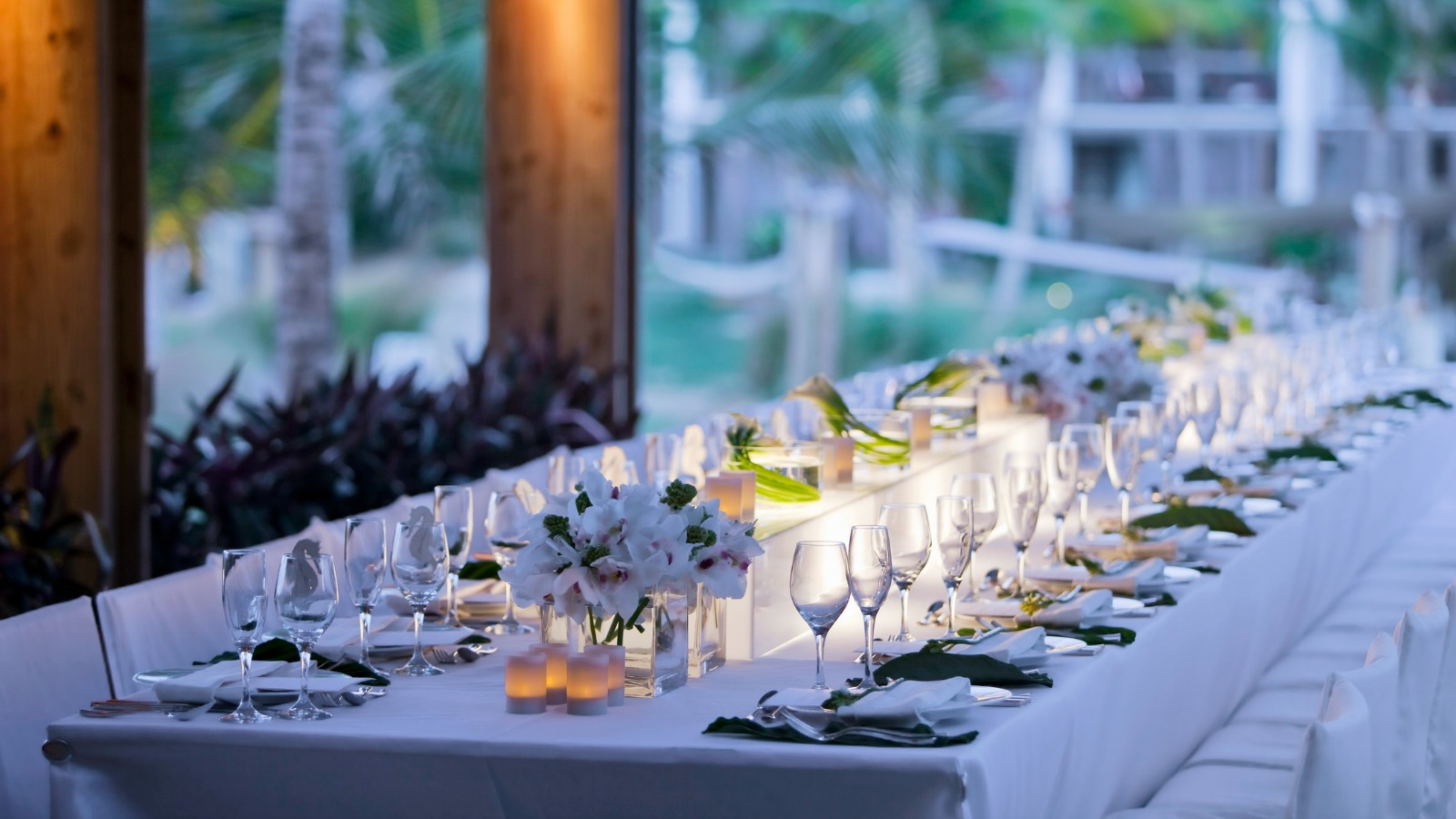 W Vieques - Wedding Reception